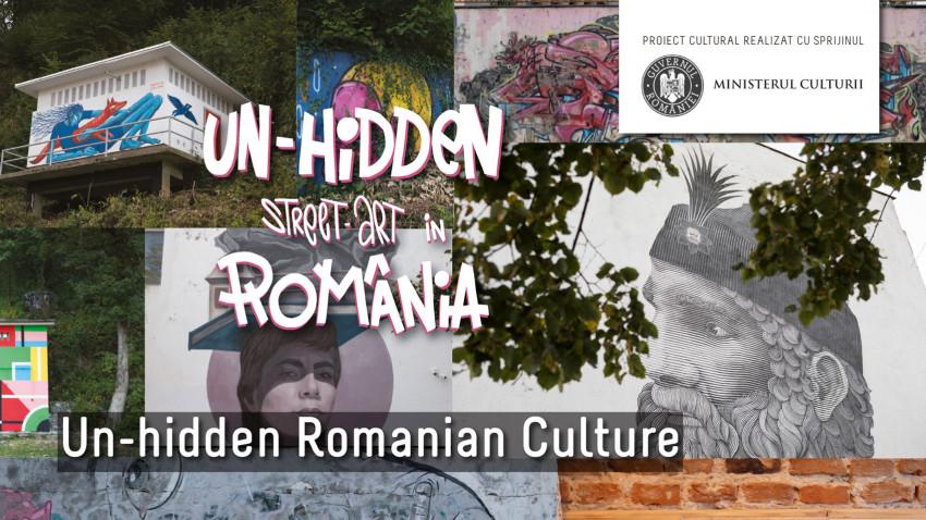Cu ocazia Zilei Culturii Naționale poți vizita expoziția Un-hidden Romanian Culture în București și Brașov