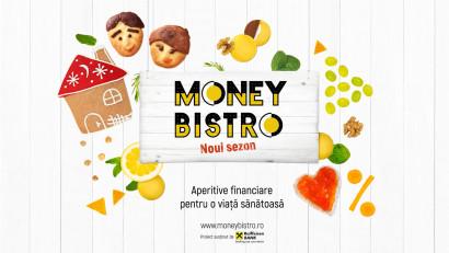 Money Bistro și provocările financiare ale familiilor din România, într-un nou sezon online
