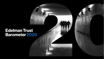 Barometrul de Încredere Edelman 2020: Un sentiment tot mai mare de inegalitate subminează încrederea în instituții