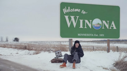 Winona Ryder. Din Winona