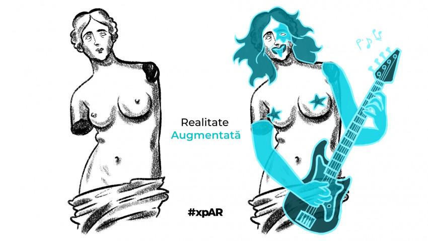 #xpAR v1.3: Experimentele artistice cu Realitate Augmentată vin la Cluj