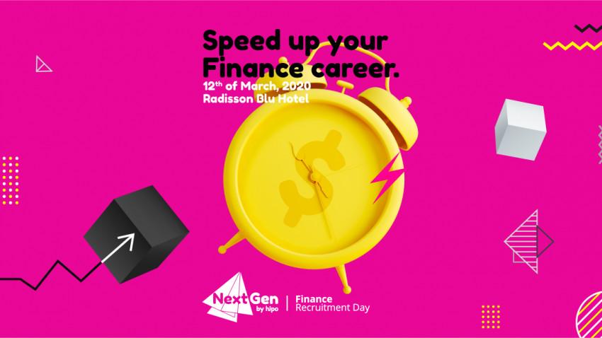 Companii de top din domeniul financiar recrutează studenți și absolvenți la Finance Recruitment Day