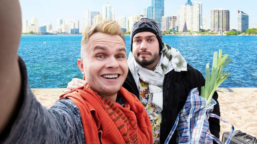 """Concurs """"Miami Bici"""": În Miami USA, cu BRomania și Codin"""