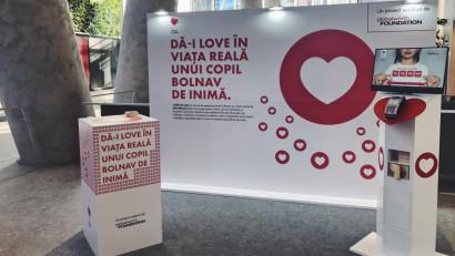 Inima Copiilor - De Valentine's inimile lor au nevoie de love