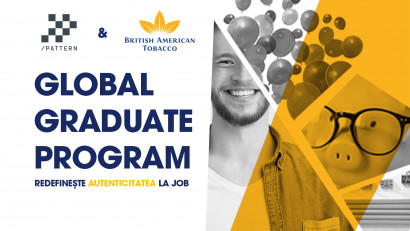 [Case Study] Pattern redefinește autenticitatea la job în noua campanie de Employer Branding pentru BAT Global Business Services