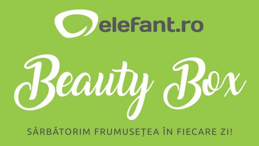 """275 apariții în social media, 63 de creatori de conținut și 1 project manager: """"Beauty Box"""" by Elefant.ro"""