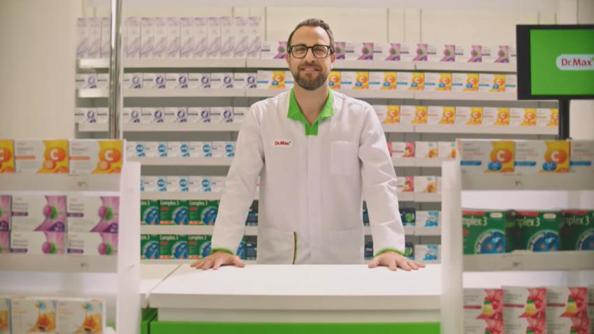 Ogilvy România semnează campania de lansare a brandului Dr.Max pe piața locală