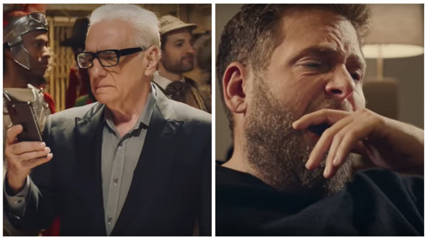 Nu-l lasa niciodata pe Martin Scorsese sa astepte