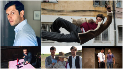 "[Act & play] Cristian Popa: Mi-am dorit sa fac film romanesc, dar a trebuit sa astept pana la 38 de ani pentru rolul principal in ""Monstri"""