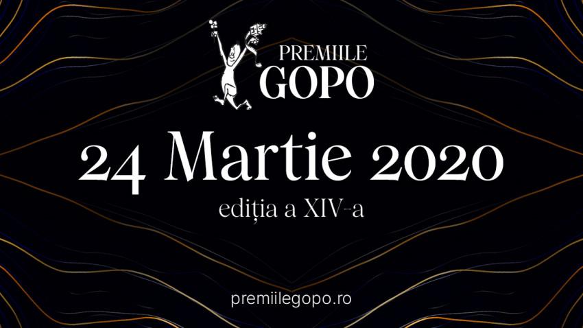 """""""La Gomera"""", """"Heidi"""", """"Monștri"""", """"Parking"""" și """"Touch Me Not"""", filmele cu cele mai multe nominalizări la Premiile Gopo 2020"""
