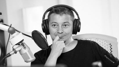 [Radio Love] Bogdan Ciuclaru: Au fost şi vremuri mai bune. Azi nu e cel mai mișto peisaj din istoria radioului românesc