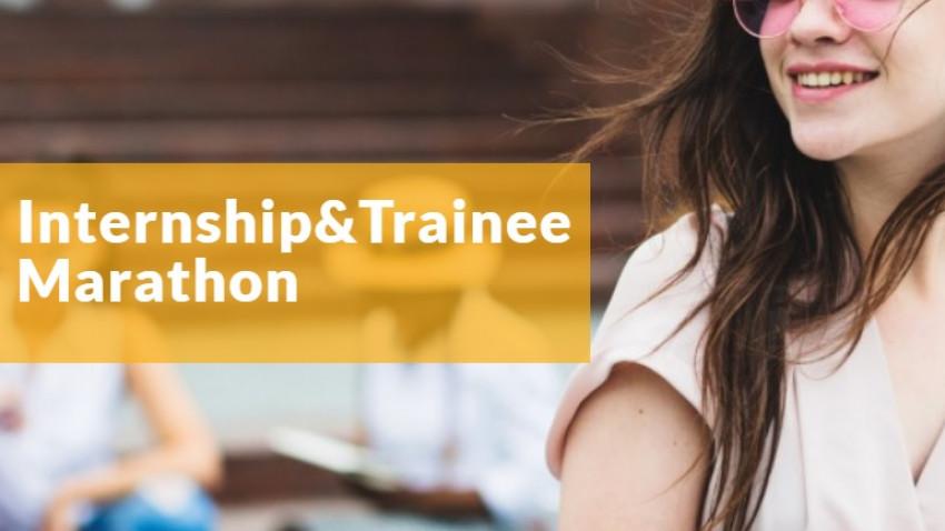 Programe de internship&trainee la cel mai mare marathon de oportunități de carieră al primăverii