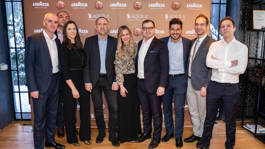 Lavazza relansează Qualità Oro, unul dintre produsele lor emblematice, în România, printr-un eveniment special la București