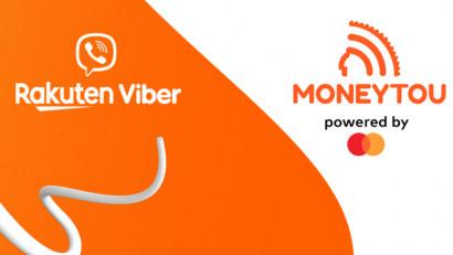 Mastercard și Rakuten Viber extind Moneytou în România, un serviciu de transfer de bani direct în aplicația de mesagerie