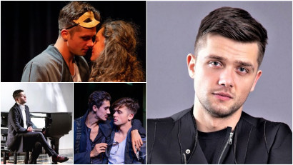 [Act & play] Marian Olteanu: Actoria este un fel de militarie. Nu ai cum sa trisezi in fata ei, trebuie sa muncesti, sa fii disciplinat