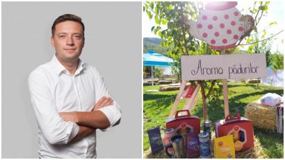 [Made in Moldova] Aroma Pădurilor. Ceaiurile lui Chitoroaga Dumitru, un fost jurnalist cu dragoste pentru eco