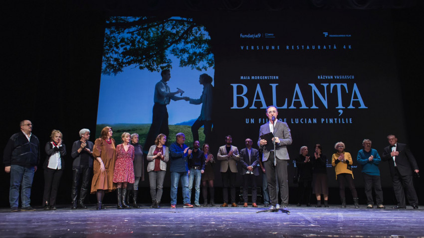 """""""Balanța"""", primul film românesc restaurat în format digital 4K, revine în cinematografele din țară"""