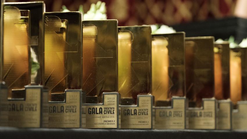Gala Societății Civile, competiția dedicată sectorului asociativ,dă startul înscrierilor la ediția a XVIII-a