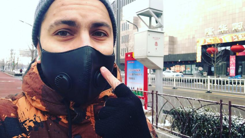 David Lutsyk, blogger în China: Când a fost anunțată carantina, toți stăteau acasă cu săptămânile. Ieșeau doar la magazin sau farmacie