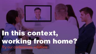 Pentru cei care se gandesc sa anuleze conferintele: Solutiile de videoconferinta reprezinta o alternativa optima