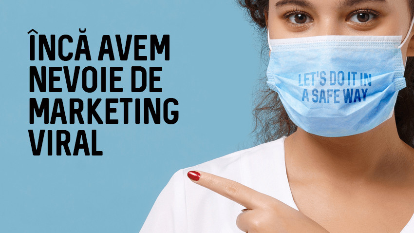 Viralitatea marketingului experiential a luat-o razna