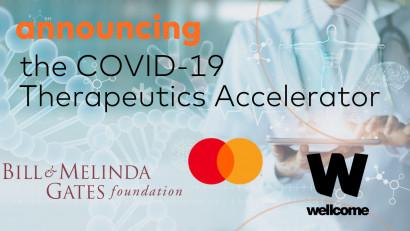 Fundația Bill & Melinda Gates, Wellcome și Mastercard se aliază împotriva COVID-19