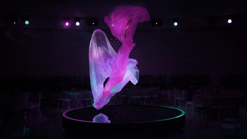 Lumini, culori, sunet si tehnologie [de ultima generatie] dau valente neasteptate unui eveniment aniversar