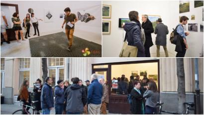 """[De dragul artei] Eliodor Moldovan și Camera K'ARTE: Nu cred deloc în """"public țintă"""" când vine vorba de un spațiu de artă fără mize comerciale"""
