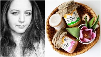[Made in Moldova] Ana Jantovan-Șum: Oamenii percep produsul bine dacă este unul local și-i făcut cu multă dragoste