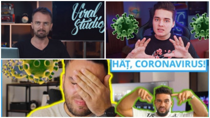 Influencerii si coronavirusul