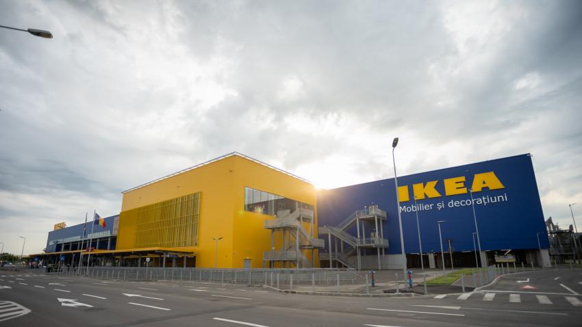 IKEA România închide temporar magazinele începând de vineri, 20 martie, ora 18:00