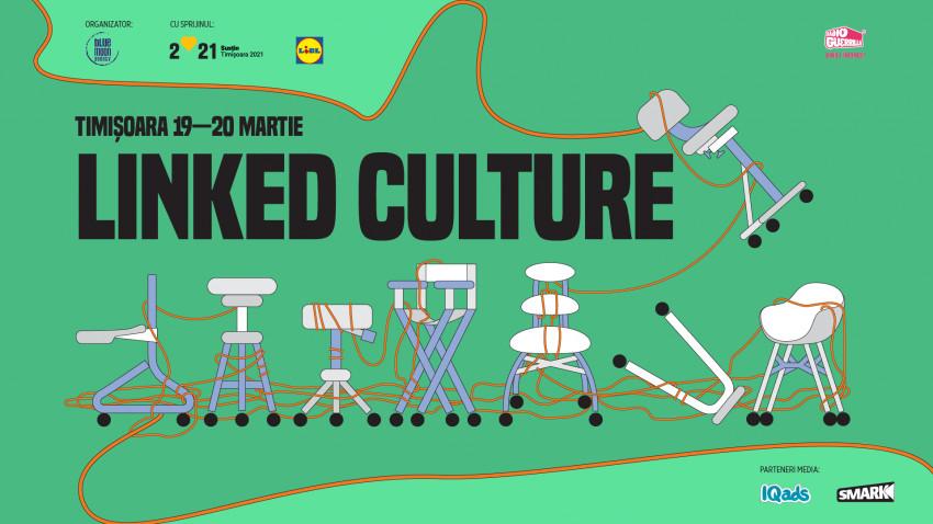 Linked Culture 2020 - Conferința de Management și Marketing cultural