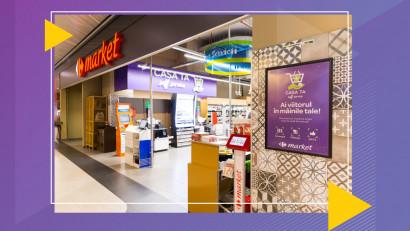 Carrefour - Self Service