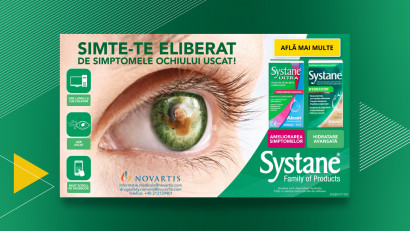 Systane - Fa testul care iti deschide ochii