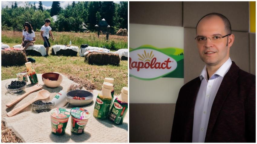"""[Istorii de brand] Razvan Orbulescu: Napolact """"a debutat"""" in 1905 sub numele Atelierul lui Vlad, producator de unt si branza de vaca"""