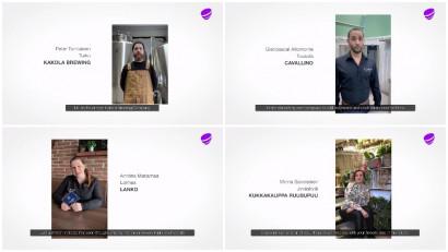 O companie din Finlanda își donează spațiul de publicitate micilor antreprenori