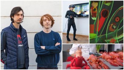 """Dan Stoian și Victor Ionichi, artizani în animație și povestitori de soi: """"Se pot naște idei din cele mai banale lucruri"""""""