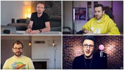 [România pe YouTube] Economia, jobul, viața