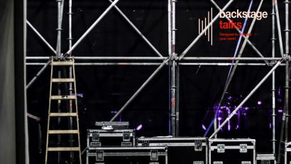 """""""Live din Backstage"""""""