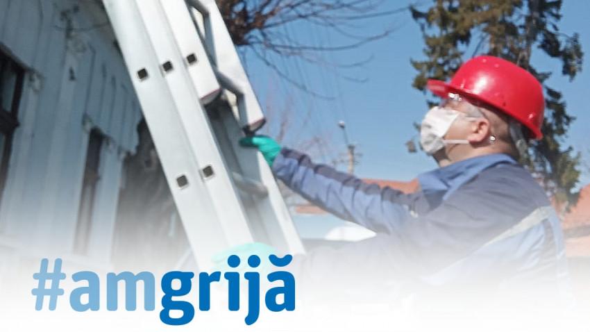 Campania #amgrijă se extinde la nivelul întregului Grup Digi România