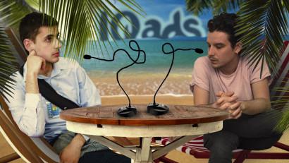 La o discuție pe plajă cu Alin Sterian / iRonic Distors (text+audio)