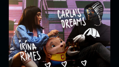 Global Records anunță prima colaborare dintre Irina Rimes șiCarla's Dreams.Artiștii lansează clipul piesei 3 inimi