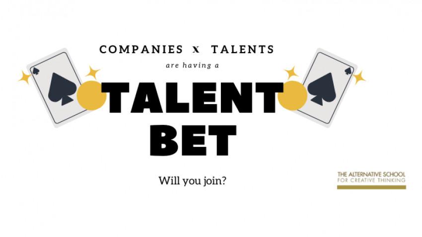 The Alternative School lansează Talentbet, un think tank pro-solutii de criza, pentru business-uri si creativi