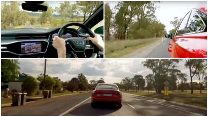 4 ore pe drumurile din Australia