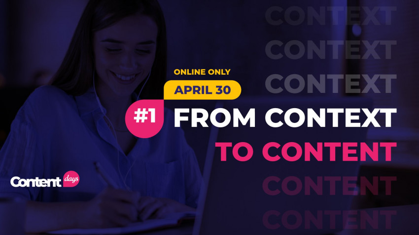 WeContent lansează ContentDays, seria de conferințe online dedicate content-ului