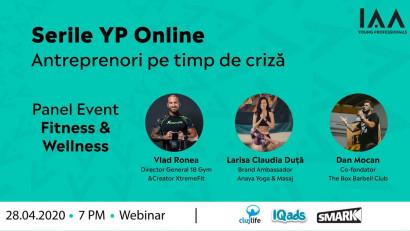 Serile YP Online - Antreprenori pe timp de criză