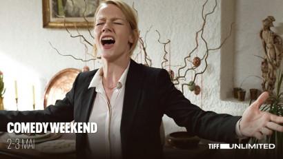 TIFF Unlimited x IQOS îți recomandă COMEDY WEEKEND,cu filme disponibile online gratuit