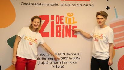 Bilanț la 2 luni de Zi de Bine:asociația a strâns 800.000 de euro în campanianațională de fundraising