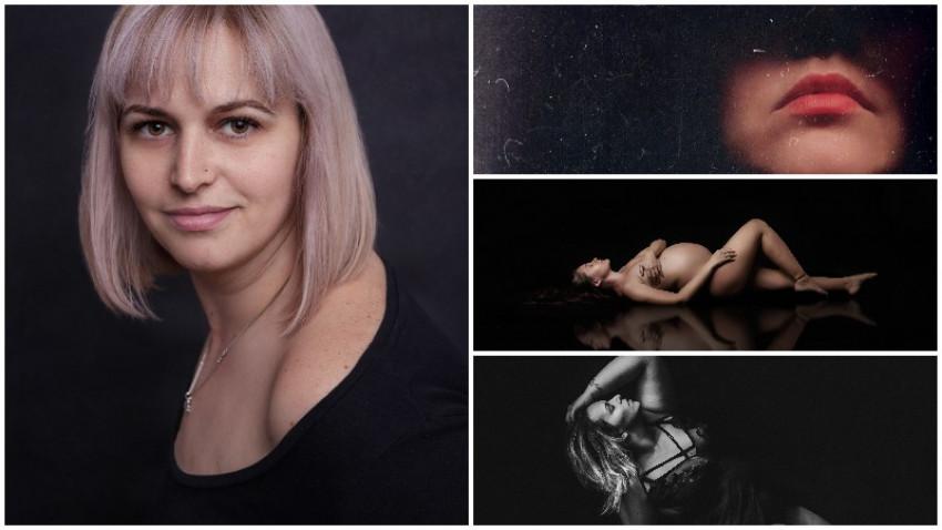 [Povesti de fotografi] Alina Botica: Este foarte important pentru mine ca omul din fata aparatului sa aiba incredere in mine