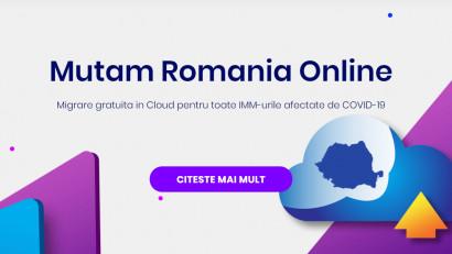 """Bunnyshell anunță lansarea campaniei """"Mutăm ROmânia ONline!"""", și aduce în prim plan Cloud-ul, ca soluție pentru continuitatea business-urilor"""